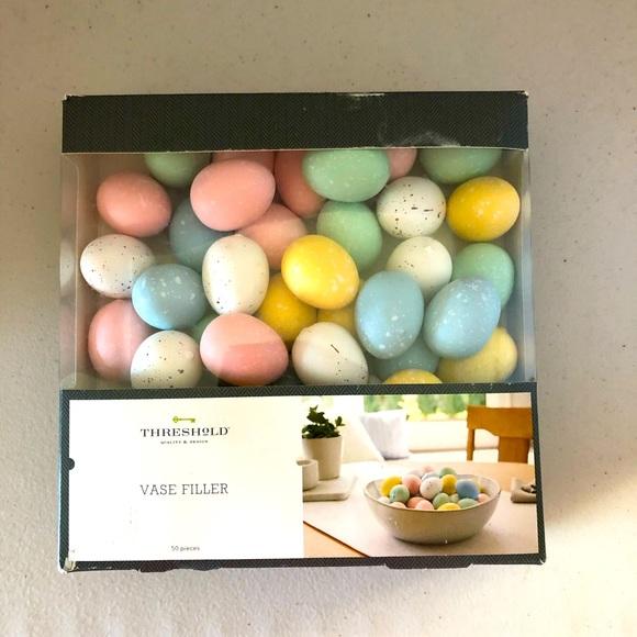 Threshold 50 piece Easter Egg Vase Filer